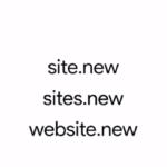 Google 為 G Suite 加入 .new 網址捷徑 快速建立新文件