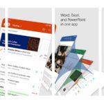 全新 Microsoft Office 程式   整合多項功能暫支援 Android 手機
