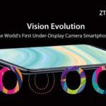 全球首部屏下相機手機  ZTE Axon 20 5G 發表